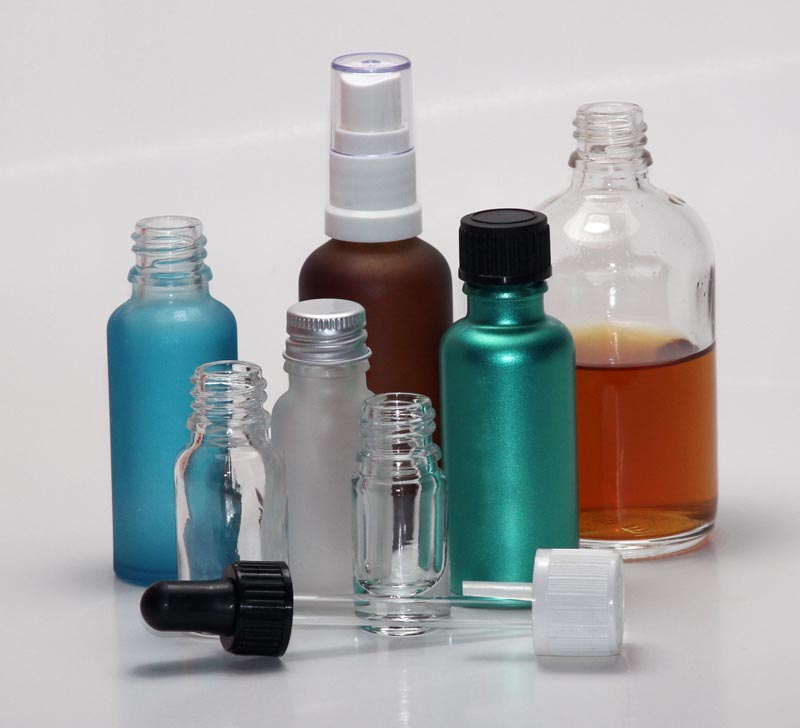 Buy Glass Dropper Bottles